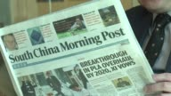 Chinese e commerce giant Alibaba is in talks to buy a stake in the publisher of Hong Kongs South China Morning Post newspaper a source familiar with...
