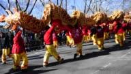 Chinese New Year 2013 celebrating The Year of the Snake Chinatown New York City Manhattan New York Chinese New Year 2013 New York on February 17 2013...