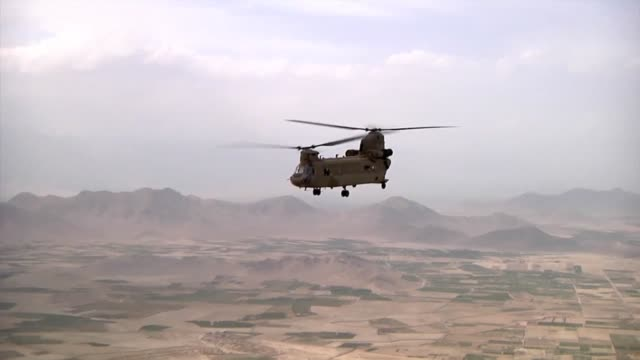 Chinooks are the Army's fastest and most powerful aircraft and are critical to moving Soliders and supplies across the mountainous terrain in eastern...
