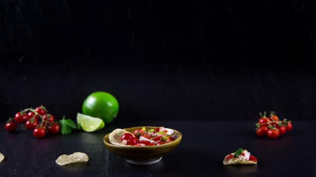 Chips & Salsa lus-Ready animatie