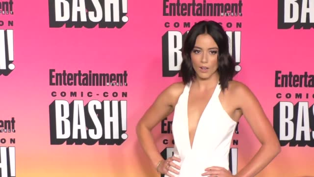 Chloe Bennet at Entertainment Weekly Hosts Annual ComicCon Celebration at Float at Hard Rock Hotel San Diego on July 23 2016 in San Diego California