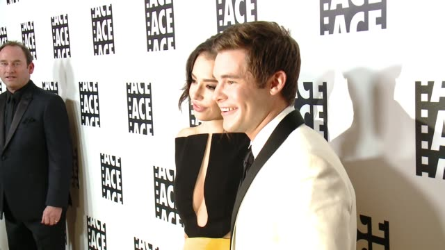 Chloe Bridges Adam DeVine at 66th Annual ACE Eddie Awards in Los Angeles CA