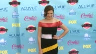 Chloe Grace Mortez at 2013 Teen Choice Awards Arrivals on 8/11/2013 in Universal City CA