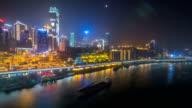 Chongqing, China cityscape