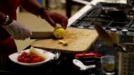 Hacken Zitrone