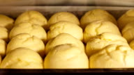 Pasta per bigné sbuffano in forno