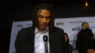 INTERVIEW Chris Copeland on the Amare Stoudemire documentary on his favorite Knicks memory on his fitness regimen at EPIX Premiere Of Amare...