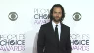 Chris D'Elia at the People's Choice Awards 2016 at Nokia Plaza LA LIVE on January 6 2016 in Los Angeles California