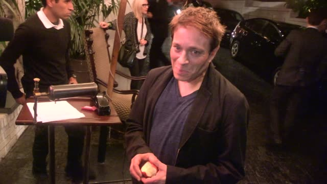 Chris Kattan at the after party for U2 the Chateau Marmont at Celebrity Sightings in Los Angeles on May 31 2015 in Los Angeles California