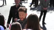 Chris Lane arriving to the 52nd Academy Of Country Music Awards in Celebrity Sightings in Las Vegas