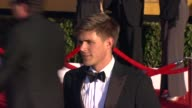 Chris Lowell at 18th Annual Screen Actors Guild Awards Arrivals on 1/29/2012 in Los Angeles CA