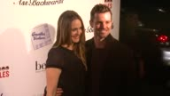 Chris Nelson Alicia Silverstone at 'Ass Backwards' Los Angeles Premiere in Los Angeles CA on