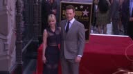 Chris Pratt and Anna Faris at the Chris Pratt Honored With Star On The Hollywood Walk Of Fame at Hollywood Walk Of Fame on April 21 2017 in Hollywood...