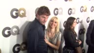 Chris Pratt Anna Faris at the GQ's 'Men Of The Year' Party at Los Angeles CA
