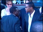 Chris Tucker at the 'Rush Hour 2' Premiere at Grauman's Chinese Theatre in Hollywood California on July 26 2001