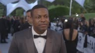 INTERVIEW Chris Tucker on being at the event raising money best party in town the guest list Cannes Film Festival at amfAR 22nd Cinema Against AIDS...