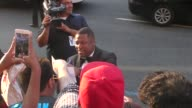 Chris Tucker outside TCL Chinese Theatre in Hollywood in Celebrity Sightings in Los Angeles