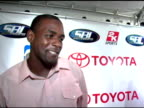 Chris Webber on this year's draft the Sixers needs high schoolers in the draft and his own experiences coming into the league at the Toyota Revs Up...
