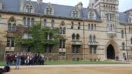 Christ Church College, Oxford University, Oxford, UK.