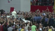 Christians and Muslims thronged the Albanian capital Sunday to greet Pope Francis who arrived in the mainly Muslim country for a one day visit to...