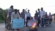 Christians in Karachi staged protest rallies to condemn the killings and demand state protection for their lives and properties after a twin suicide...