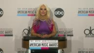 Christina Aguilera announces the nominees at the 2012 American Music Awards Nominations SPEECH Christina Aguilera announces the nominees on October...