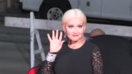 Christina Aguilera arrives at the 2012 NCLR ALMA Awards in Pasadena 09/16/12