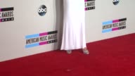 Christina Aguilera at 2013 American Music Awards Arrivals in Los Angeles CA