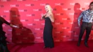 Christina Aguilera at 2013 Time 100 Gala Arrivals at Frederick P Rose Hall Jazz at Lincoln Center on April 23 2013 in New York New York