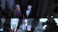 Christina Aguilera at Spago in Beverly Hills 09/28/12