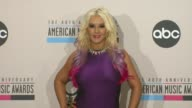 Christina Aguilera at the 2012 American Music Awards Nominations Christina Aguilera at the 2012 American Music Awar on October 09 2012 in Los Angeles...