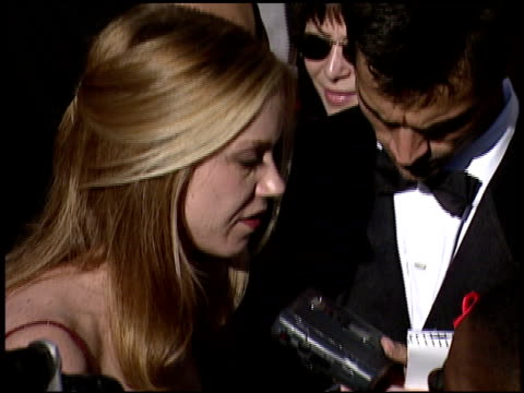 Christina Applegate at the 1999 Emmy Awards at the Shrine Auditorium in Los Angeles California on September 12 1999