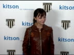 Christina Ricci at the Kitson Welcomes Justin Timberlake and Trace Ayala in Celebration of Their New Clothing Line William Rast at Kitson in Beverly...