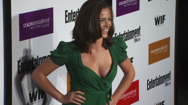 Christine Woods at the Entertainment Weekly Women In Film PreEmmy Party at West Hollywood CA