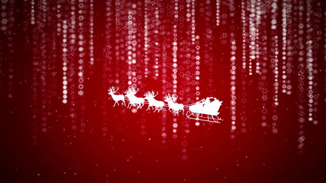 Christmas Background | Raining Random Snowflakes Codes