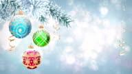 Christmas ball RGB