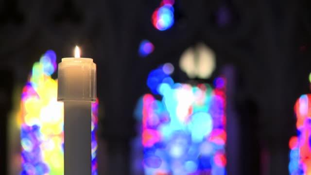 Christmas Candle #5
