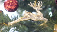 Christmas Decorations close up