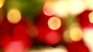 Weihnachten glitzernden