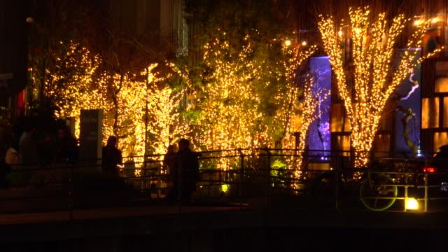 Natale illuminazione