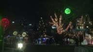 A Christmas market opened on Wednesday night in Sarajevo former multiethnic city and mostly Muslim nowadays since the interfaith war and the...