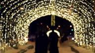 Christmas night in Japan