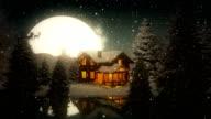Christmas Night   Lake House