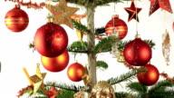 Christmas Tree; HD DOLLY SHOT