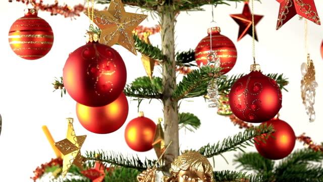 Weihnachtsbaum; HD DOLLY SHOT