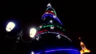 Christmas tree - New Year Eve