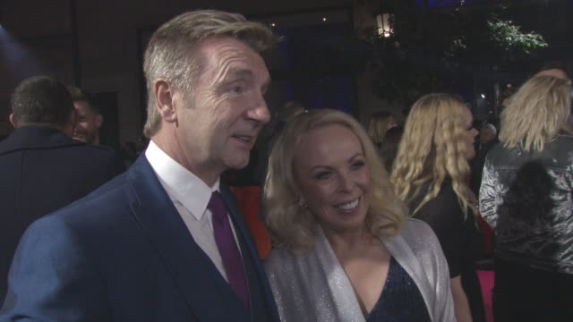 INTERVIEW Christopher Dean Jayne Torvill on the new series of Dancing On Ice coming back to TV the level of skill required what advice they would...