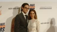 Christopher French Ashley Tisdale at The 23rd Annual Race to Erase MS in Los Angeles CA