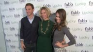 Christopher Gavigan Jessica Alba Brandon Holley at Lucky Magazine Hosts First Ever West Coast FABB Fashion And Beauty Blog Conference Presented By PG...