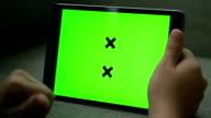 Chroma Key Digital Tablet